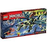 LEGO 70736 Ninjago Attack of the Morro Dragon