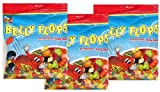 Jelly Belly, Belly Flops (4.7 oz Bags) 3 Pack by Jelly Belly [Foods]