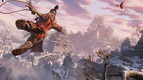 Sekiro Shadows Die Twice Box with Download Code galerija