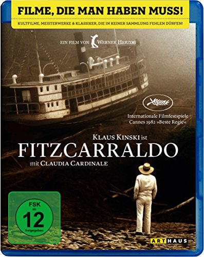 Bild von Fitzcarraldo [Blu-ray]