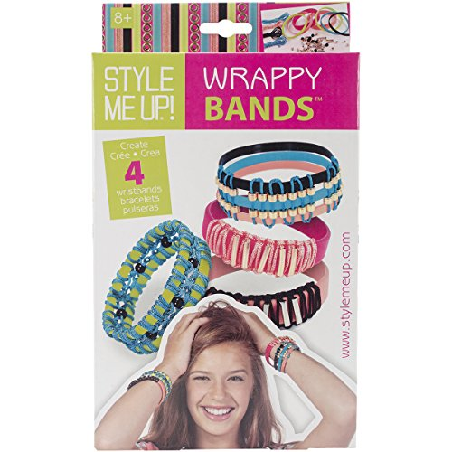 STYLE ME UP! 00559 - Armbändern - Wrappy Bands - klein Box, Kreativset