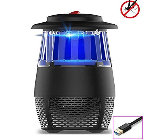 Qicuang LED Les Lampes Anti Moustique Photocatalytique...