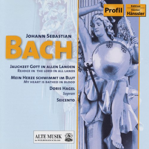 Bach: Cantatas Bwv 29, 51 and 199 / Concerto in D Major