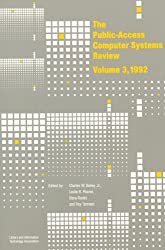 The Public-Access Computer Systems Review, 1992: V.3, 1992: Vol 3, 1992 (Public-Access Computer Systems Review)