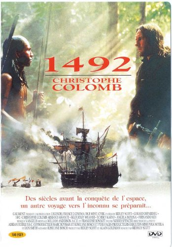 1492: Conquest of Paradise Plakat Movie Poster (11 x 17 Inches - 28cm x 44cm) (1992) French