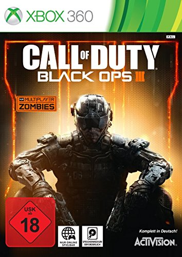 Call of Duty: Black Ops III – [Xbox 360]
