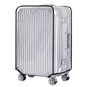 1pcs CreativeTrolley bagages valise imperméable à l'eau de protection antipoussière