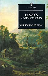 Emerson: Essays and Poems (Everyman's Library)