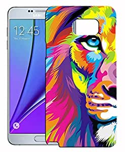 Toppings 3D Printed Designer Hard Back Case For Samsung Galaxy Note 5 Design-10087