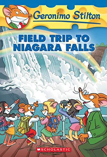 Field Trip to Niagara Falls (Geronimo Stilton)