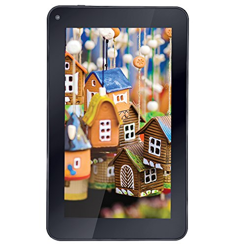 iBall Slide Q400X Tablet (8GB, 7 Inches, WI-FI) Black, 1GB RAM Price in India