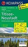 TITISEE/NEUSTADT 893  1/25.000