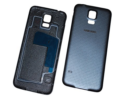 Samsung G900 F Galaxy S5 Battery Akku Cover Deckel Schale Original Neu black/schwarz by Galaxy s5