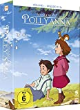 Wunderbare Pollyanna - Volume 1 (Episode 01-26 im 5 Disc Set)