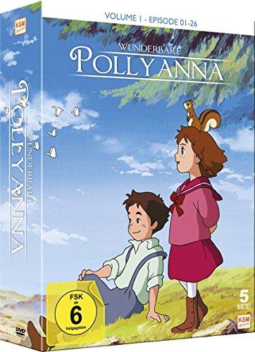 Vol. 1 (Episode 1-25) (5 DVDs)