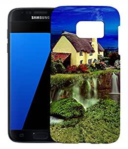 XUWAP 3D Printed Designer Hard Back Case For Samsung Galaxy S7 Design-10366