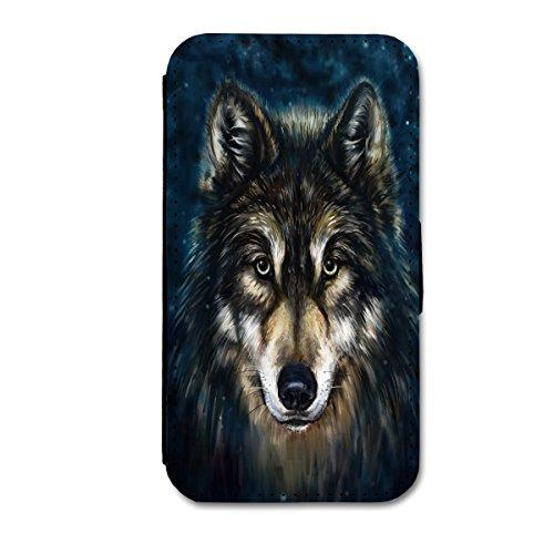 Book Style Flip Handy Tasche Case Schutz Hülle Schale Motiv Etui für Apple iPhone 6 - 4,7 Zoll - Flip 1A38 Design1 Design 12