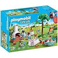Playmobil Famille et Barbecue Estival, 9272