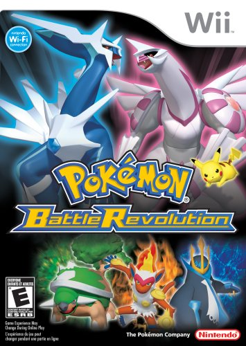 Pokémon Battle Revolution [US Import]