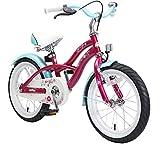 BIKESTAR Bicicleta Infantil para niños y niñas a Partir de 4 años | Bici 16 Pulgadas con Frenos | 16' Edición Cruiser