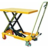 Table elevatrice mobile 150 kg