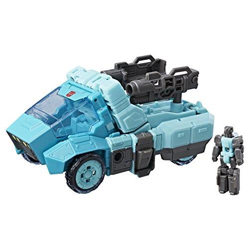 Transformers Generations Titans Return Deluxe Sergeant Kup and Flintlock