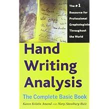 Handwriting Analysis by Karen Amend (2008-07-30)