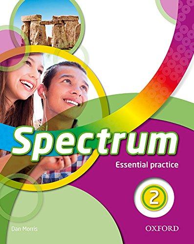 Spectrum 2 Workbook Essential Practice