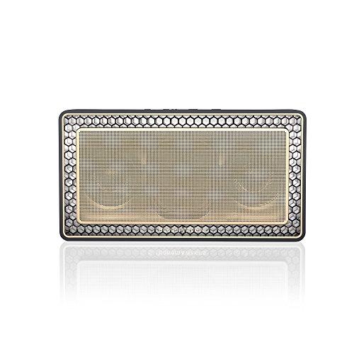 Bowers & Wilkins T7 Portable Bluetooth aptX Wireless Speaker - Gold