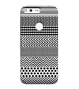 EagleHawk Designer 3D Printed Back Cover for Google Pixel - D038 :: Perfect Fit Designer Hard Case
