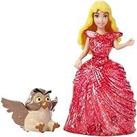 Disney Princess Glitter Planeador Bella Durmiente Doll