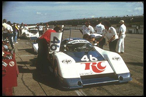 273035 Sports Car Racing Teams Prepare To Do Battle At Pocono PA A4 Photo Poster Print 10x8