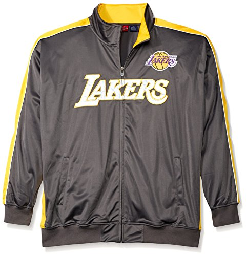 ren Reflektierende Trainingsjacke, Herren, Charcoal/Gold, 3X/Tall ()