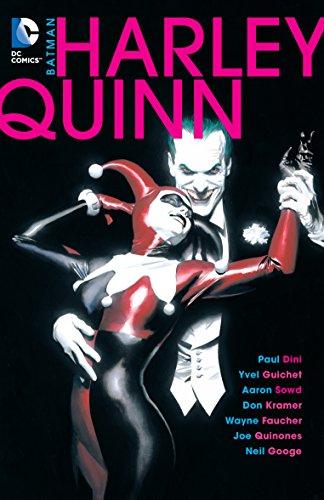 Batman Harley Quinn Cover Image