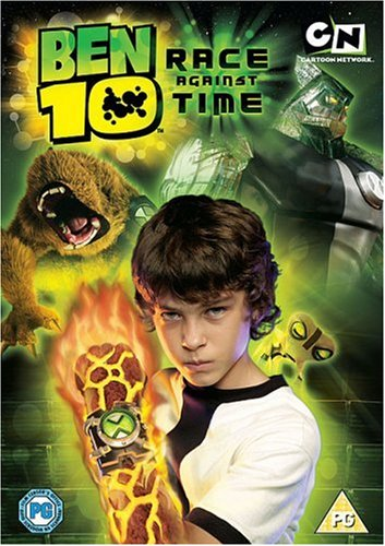 Image of Ben 10: Race Against Time [DVD] [2008]