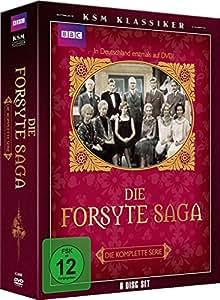 Die Forsyte Saga (Die komplette Serie der Original-BBC-Ausstrahlung) (8 Disc Set)
