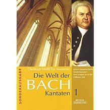 Die Welt der Bach-Kantaten: 3 Bände, Sonderausgabe