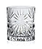 RCR 26376020006 Oasis Crystal - Bicchieri da Cocktail - Whisky - Acqua, Cristallo, cl.82, Set da 8 pezzi