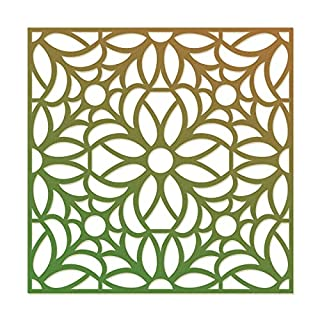 Artdeco Creations ULT157347 Ultimate Crafts Stained Glass Die, Multi-Colour