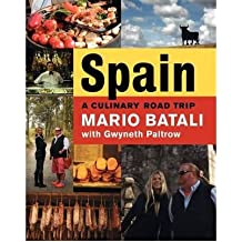 [ SPAIN...A CULINARY ROAD TRIP BY PALTROW, GWYNETH](AUTHOR)HARDBACK