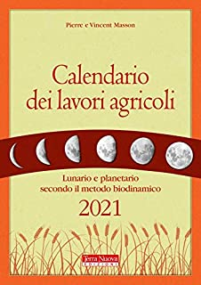Amazon.it: Calendario Agenda del Lunario 2021   la guida annuale