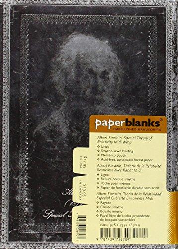 Albert Einstein Midi Journal