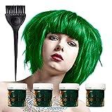La Riche Directions semipermanente Haarfarbe Tönung 4er-Packung - Apfelgrün