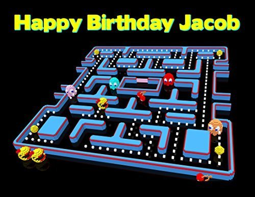 pacman-retro-video-game-arcade-pixelated-edible-image-photo-sugar-frosting-icing-cake-topper-sheet-p