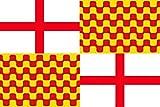 Bandera Tabarnia 150X90