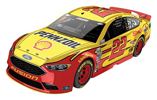 lionel-nascar-collectables-joey-logano-22-shell-pennzoil-2017-ford-fusion-vehicle-124-scale