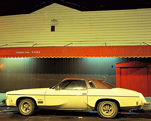 Langdon Clay: Cars: New York City, 1974-1976 por Langdon Clay
