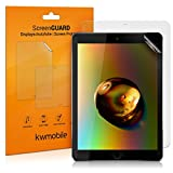 kwmobile 2X Folie Matt für Apple iPad 9.7 Displayschutzfolie -