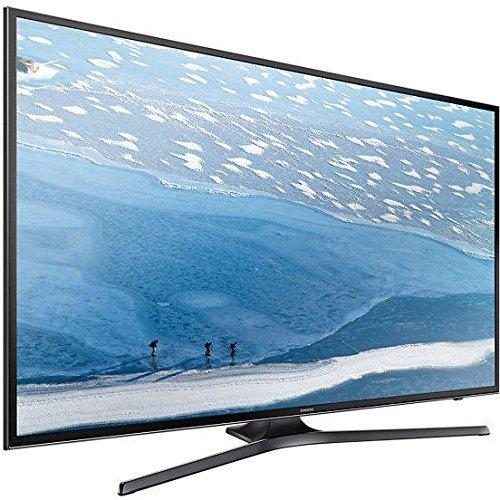 Samsung 109.3 cm (43 inches) 43KU6000 4K UHD LED TV (Black)