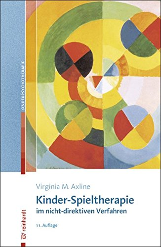 Kinder-Spieltherapie im nicht-direktiven Verfahren
